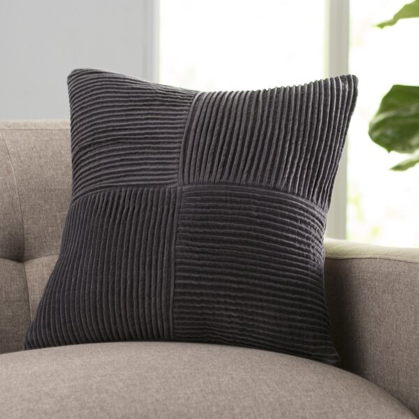 Reno 100% Cotton Throw Pillow by Langley Street